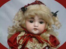 "ANTIQUE Kestner 143 Child Doll 12"" PETITE CUTIE"