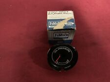 NOS 1968 FORD MUSTANG / SHELBY OIL PRESSURE GAUGE C7ZF-9B309