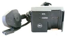 Genuine Leica Compact Charger 14470 for M8 M8.2 M9 M9-P M Monochrom EXC+ #37535