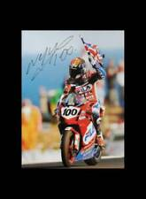 NEIL HODGSON SIGNED SUPERBIKES WORLD CHAMPION PHOTO SEE PROOF & COA