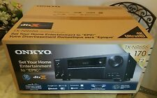 BRAND NEW w 2 YEAR WARR Onkyo TX-NR656 7.2 Channel 4k WiFi Receiver Bluetooth
