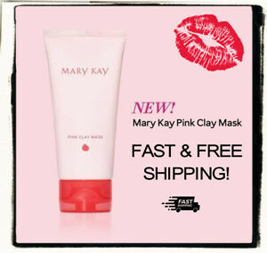 NEW Limited Special Edition Cleansing Pink Clay Mask Plumeria Extract Mary Kay
