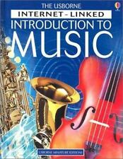 Introduction to Music (Usborne Internet-Linked Introduction To...) by O'Brien, E