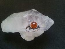 Bernstein Ring 925 Silber