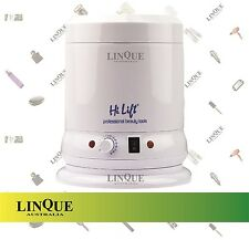 Hi Lift Wax Heater Removable Ceramic Insert Variable Heat Control 1000cc 1 Litre