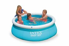"Intex 6'x20"" Above Ground Easy Set Inflatable Swimming Pool"