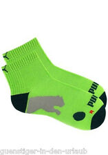 Puma 2 Paar Funktionssocken Socken Kurzsocken Sportsocken 35 36 37 38 NEU
