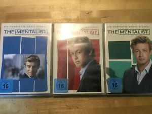 The Mentalist -  Staffel 1 2 3 [16 DVD]