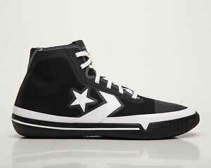 Converse All Star Pro BB High Men's Black White Basketball Shoes Sneakers