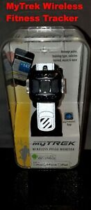 Scosche MyTREK Wireless Fitness Monitor, Android Compatible & Apple Devices