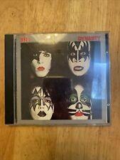 KISS Dynasty US CD Initial Polygram Records/ BMG Music Club Issue