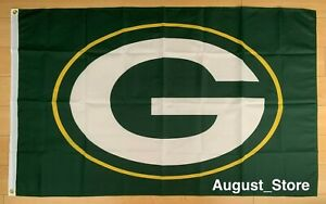 Green Bay Packers 3x5 ft Flag NFL Banner