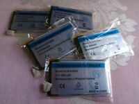 5pcs Replacement Battery Pack with tools for iPod NANO 2nd 616-0283
