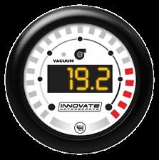 3851 INNOVATE MTX-D Digital Vacuum/Boost & Shift Light Gauge Kit (Dual Function)