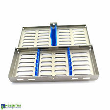 Dental Implant Instruments Cassette Rack Tray For Hygienist-Surgical Instruments