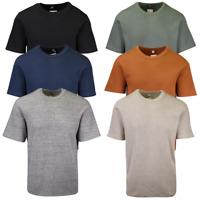 Uniqlo Men's Waffle Crewneck S/S T-Shirt