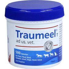 TRAUMEEL T Tabletten vet. für Hund und Katze   500 st       PZN 4055647