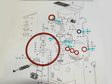 GAGGIA Evolution Classic Baby Tebe Twin Coffee Machine BoilerService Repair Kit