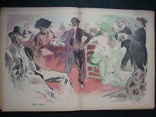 lithographie de Jacques VILLON