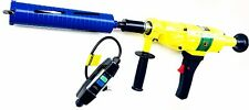 2 speed hand held core drill with Electronic protection includes 4 dry core bits