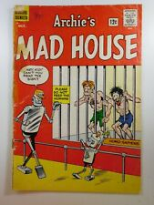 Archie's Madhouse #22 1st App of Sabrina Story Complete!! pgs Missing Poor Cond