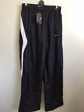 Nike Kids Waterproof Football Training Trousers Pants - 13-15 Years - Navy -BNWT