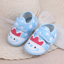 Cute Baby Girls Boys Cartoon Sandals Toddler Infant Soft Sole Prewalker Shoes