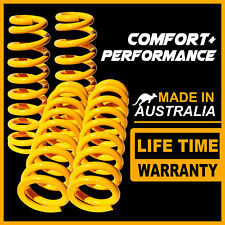 Front + Rear 20mm Raised King Coil Springs for DAIHATSU TERIOS J100 J102 97-06