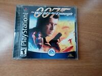 World Is Not Enough (Sony PlayStation 1, 2000)