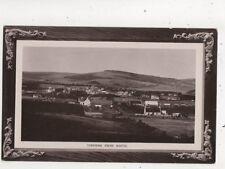 Torphins From South Aberdeenshire Scotland Vintage RP Postcard Adams 643b