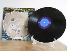 All Night Sing CAL-767 RCA Camden Hi-Fi Hymns Various Artists Country