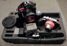 Olympus PEN Micro Four Thirds Underwater Camera & Housing Kit EPL1