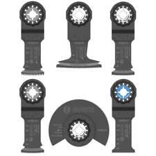 BOSCH OSL006 Starlock Oscillating Multi-Tool Accessory Blade (6-Piece)