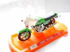 Suzuki GSX 1000 in grün vert verde green, Guiloy in 1:12 (?) 14 cm lang BOXED!