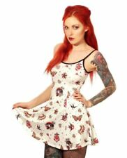 Scoop Neck Casual Dresses for Women's 1950s
