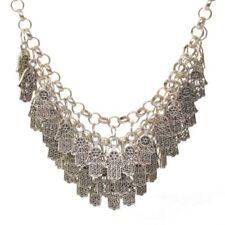 Hippie Modeschmuck-Halsketten & -Anhänger aus Metall-Legierung für Damen