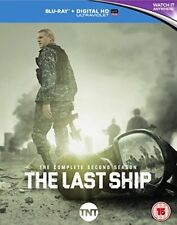 The Last Ship - Season 2 [Blu-ray] [Region Free]