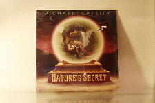 MICHAEL CASSIDY - NATURE'S SECRET - 1977 GOLDEN LOTUS - SEALED VINYL LP -C