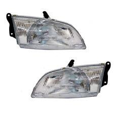 98-99 Mazda 626 Set of Headlights