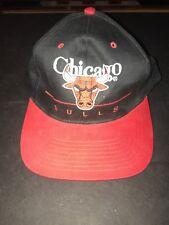 1e3957a48c6 Vintage 90 s Chicago Bulls men s snapback hat cap Twins Enterprises black