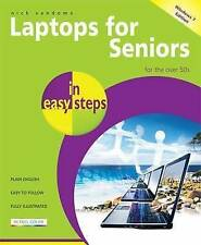 Laptops for Seniors In Easy Steps - Windows 7 Edition,Vandome, Nick,New Book mon