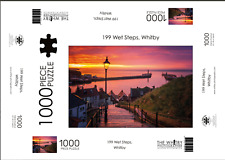 Whitby Jigsaw 199 Steps - 1000 Piece Whitby Jigsaw By The Whitby Photographer