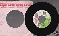 """PIERRE LETOURNEAU Bonjour La Visite/Comme Les Enfants 45 RPM 7"""" Pacha PAC-4425"""