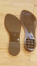 Shoe making supplies, sandal rubber soles, size 40