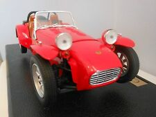 Anson Lotus / Caterham Super Seven 7 1 18 scale diecast model Red Boxed