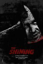 POSTER THE SHINING STEPHEN KING HORROR JACK NICHOLSON STANLEY KUBRICK DVD FILM 2