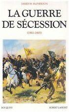 La guerre de Sécession, 1861-1865 de McPherson, Jam... | Livre | état acceptable