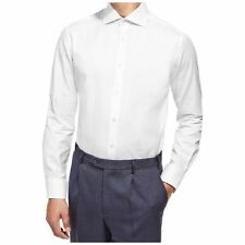 Marks and Spencer Cotton Blend Long Formal Shirts for Men