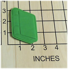Closed School Book Cookie Cutter and Stamp #1286
