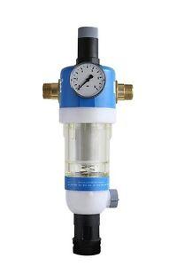 Honeywell Rückspülfilter Primus FKN74C 1 1/4 Zoll, DN 32, mit Druckminderer